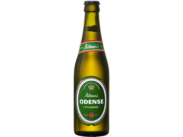 Odense Classic Øl (330 ml / Flask)