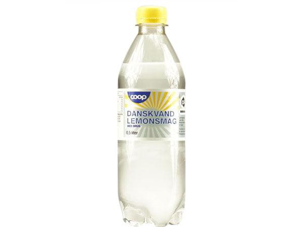 Danskevand med Citrus (1500 ml / Flask)