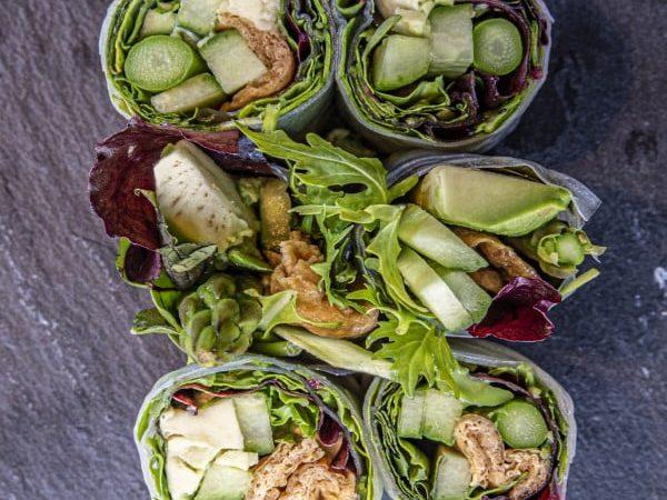 Rispapir vegetar