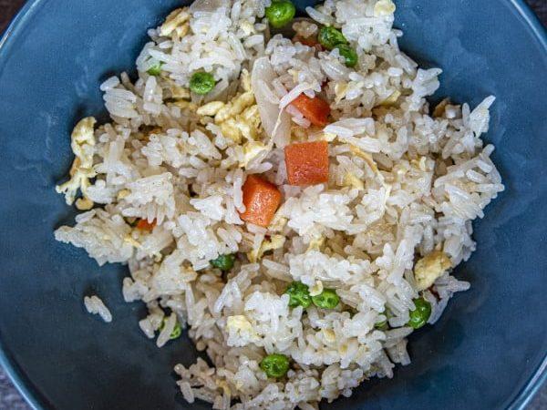 Stegte ris