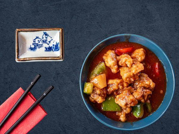 Orientalske Retter